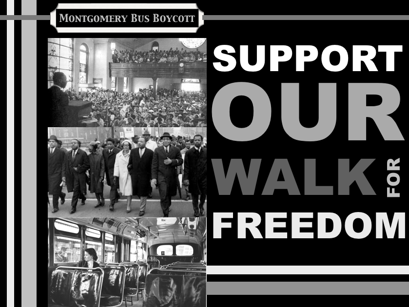 how did montgomery bus boycott lead to civil rights movement 14012014  martin luther king jr played a key role in the american civil rights movement from the mid-1950s until his assassination in 1968  montgomery bus boycott.